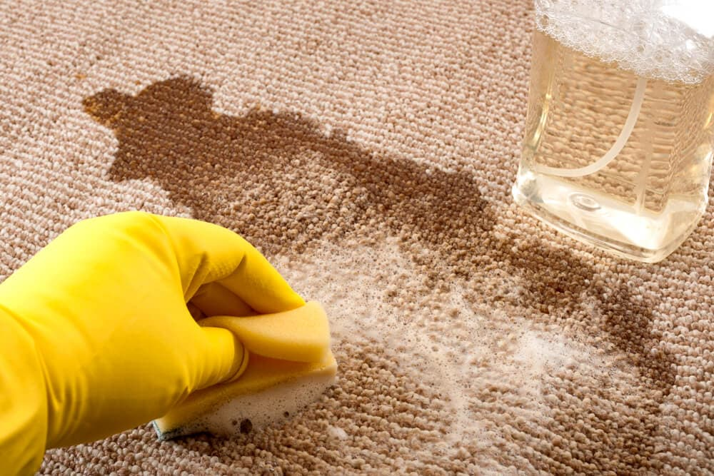How to Remove Ink Stains from Carpet by Using Rubbing Alcohol