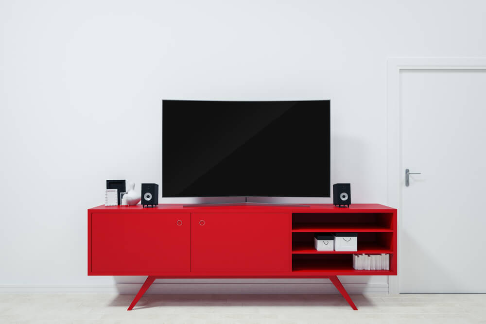 Wide TV Stands