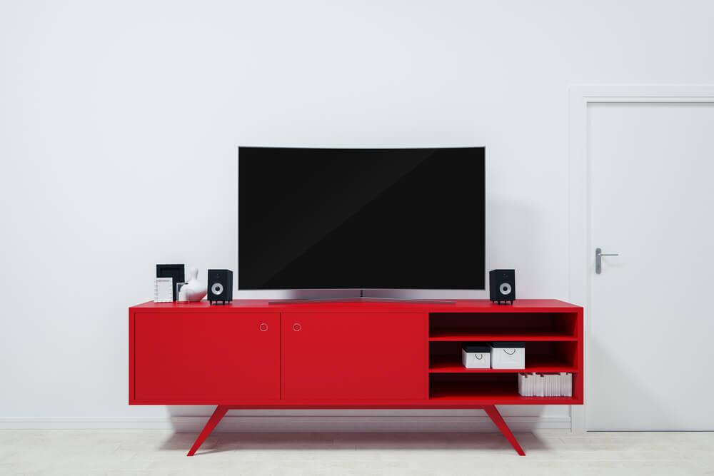 Wide TV Stands