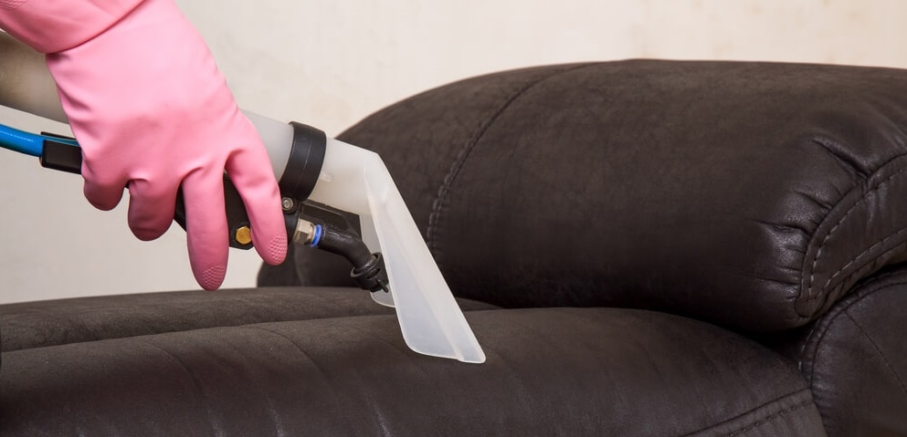 Clean Molds off Leather Furniture Using Dish Soap
