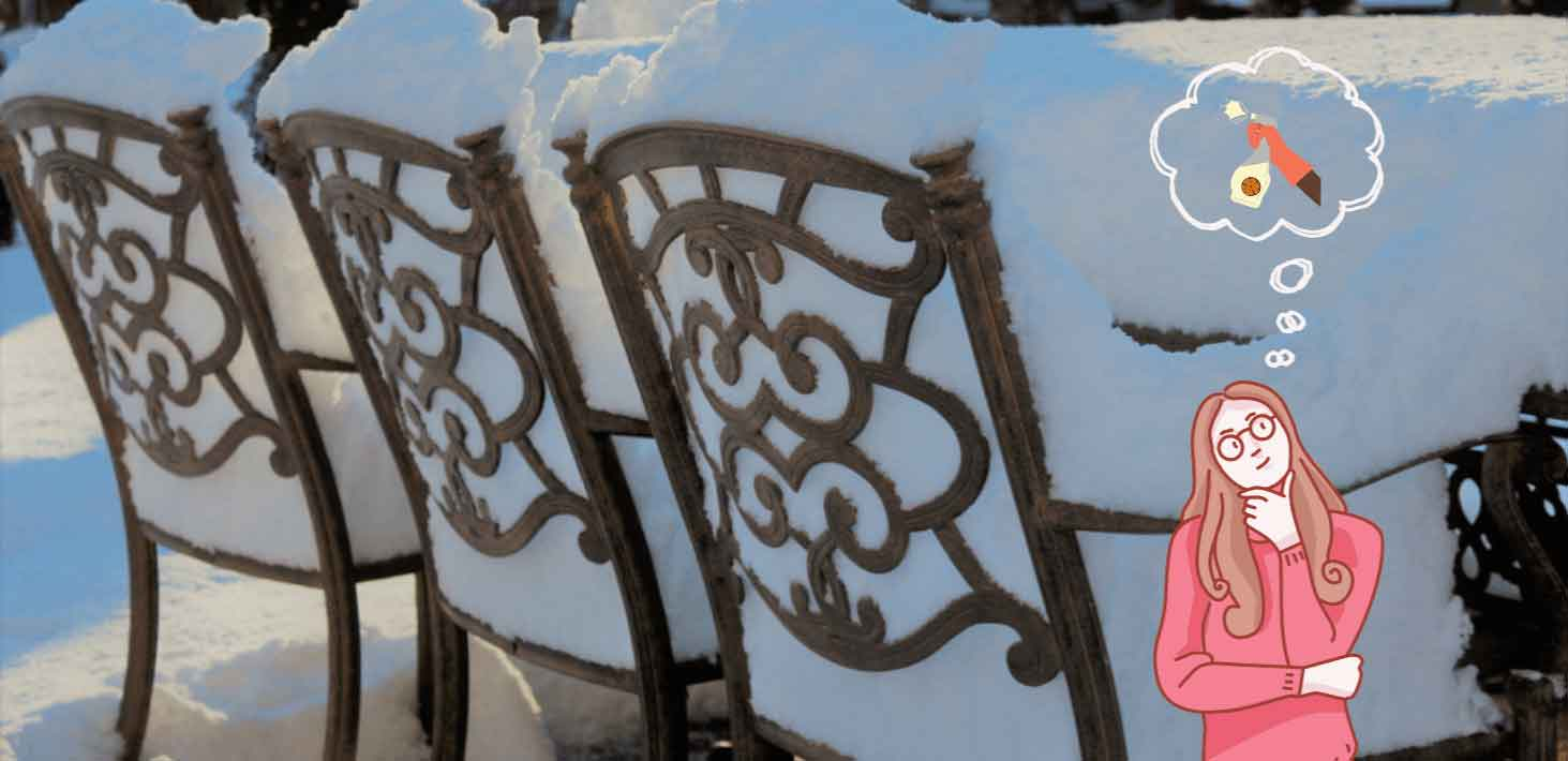 How to Clean Cast Aluminum Patio Furniture