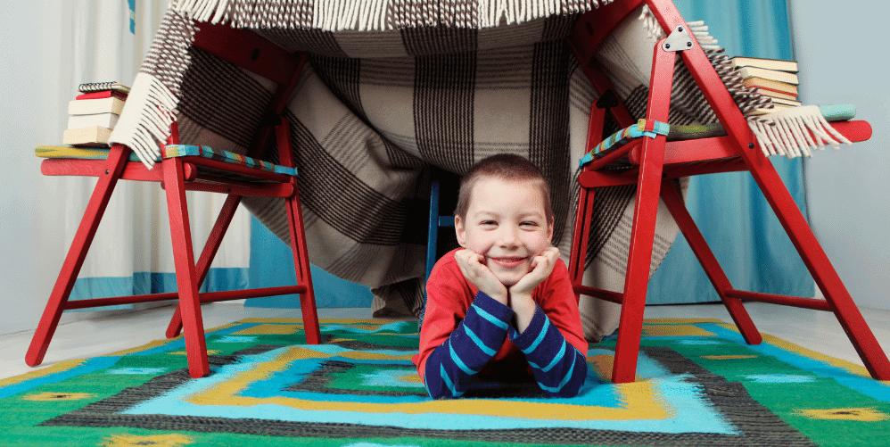 Hula Hoop Play Tent