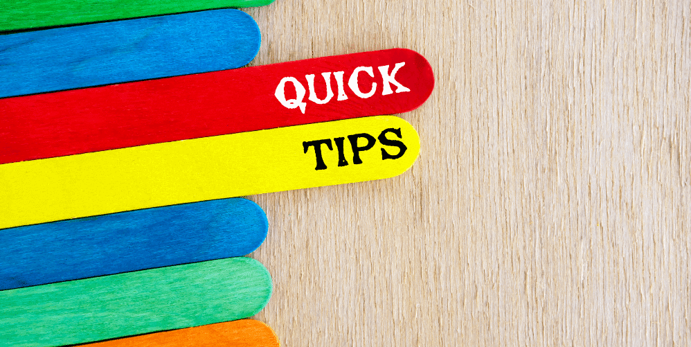 Some Supplementary Tips You Should Follow