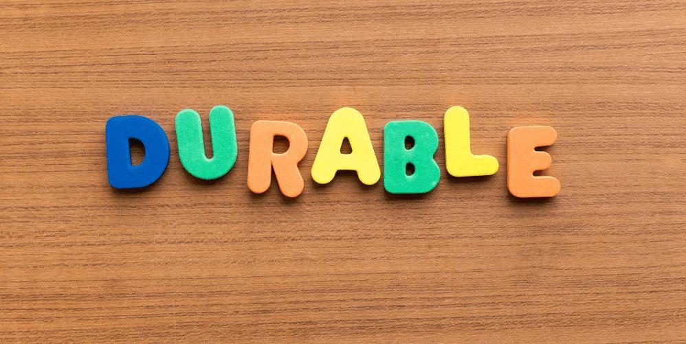 Maintain the Durability