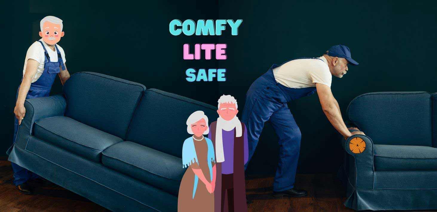 Best Sofa for Elderly to Make Lives Easy