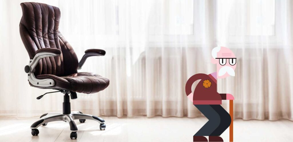 7 Best Office Chair After Hip Replacement