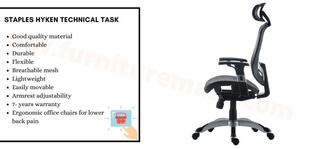STAPLES Hyken Technical Task