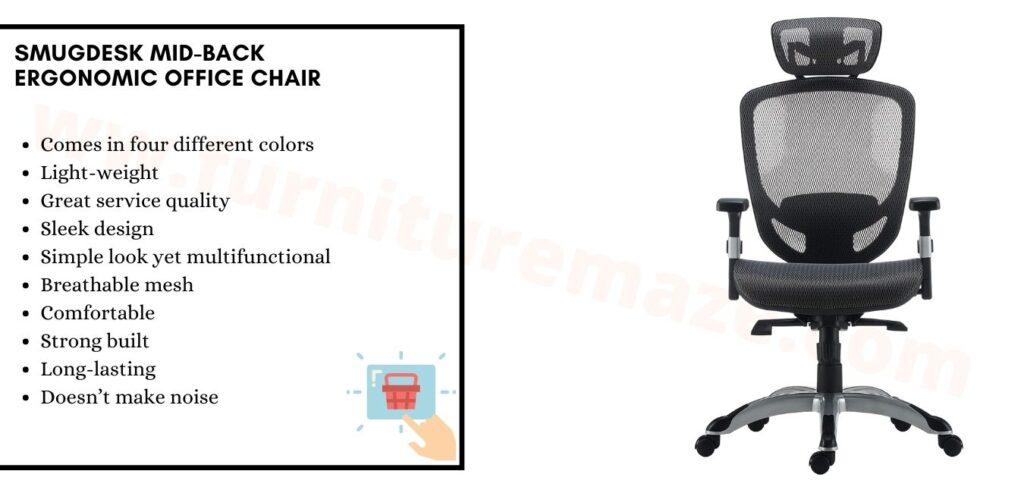 Smugdesk-Mid-Back-Ergonomic-Office-Chair